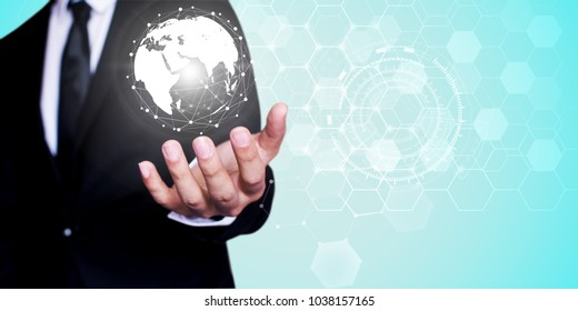 Business network technology and  communication