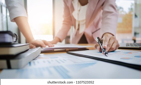 Business partner analysis investment perform data document and calculating a valuation number