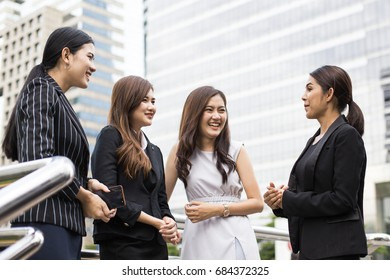 Business People Collaboration Teamwork concept. People business people talking for business project. Business people teamwork concept.