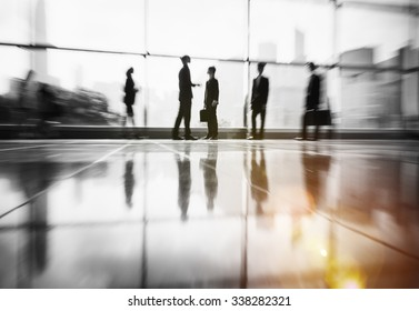 Business People Communication Office Corporate Work Concept