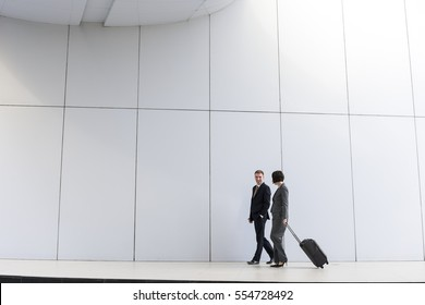 Business People Coworkers Traveler Trip