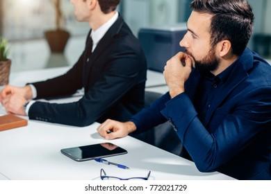 Business people Team Empowerment Success Motivation Concept