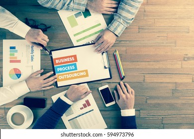 BUSINESS PROCESS OUTSOURCING CONCEPT