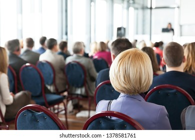 Business or professional conference