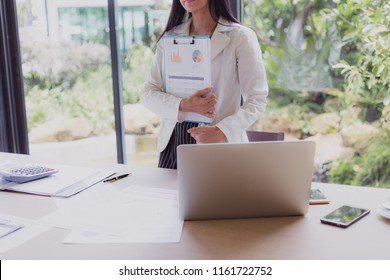 Business  professional investor working with new startup project. Finance managers task.Digital tablet laptop computer design (digital business concept)