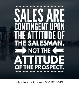 Business Quotes Sales Success Stock Photo Edit Now 1047943615
