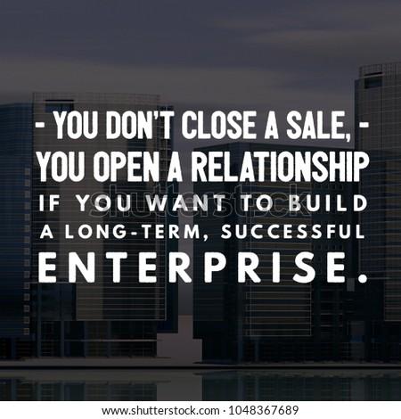 business quotes sales success stock photo edit now 1048367689