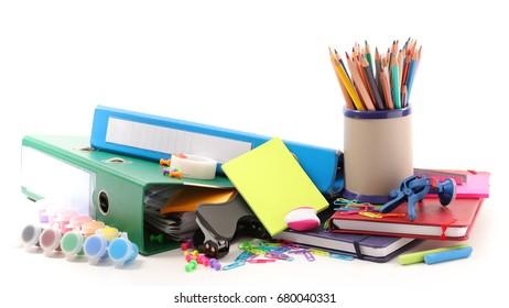 business or school equipments
