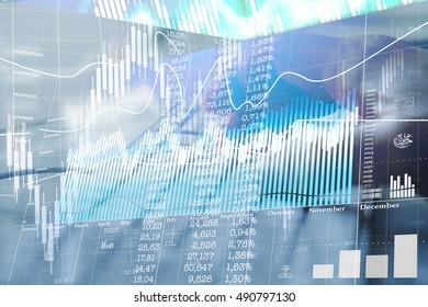 Business statistics and analytics, statistics of exchange trading in the dark