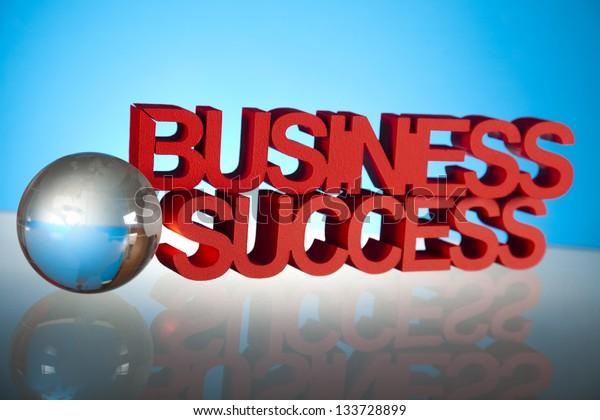 Business, Success concept