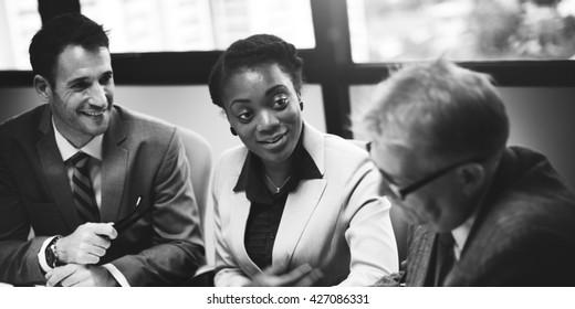 Business Team Meeting Organization Corporate Concept