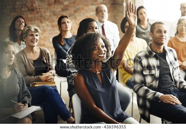 Seminar-Schulungskonzept für Geschäftsteam