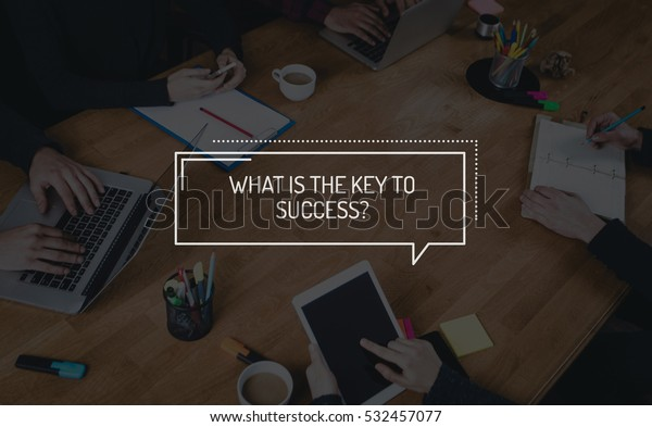 Business Teamwork Working Office Brainstorming What Stock Photo  Edit Now  532457077