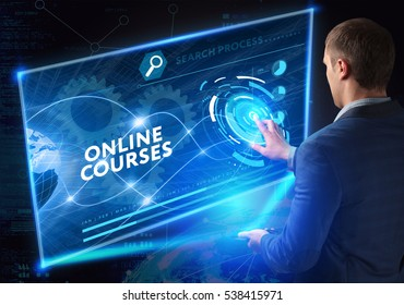 Online Courses Images, Stock Photos & Vectors | Shutterstock