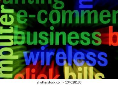 Business wireless