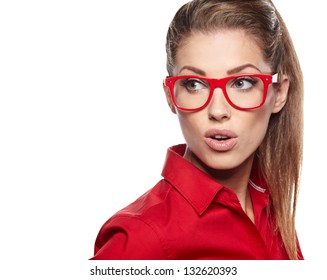 5ee8793e6f beautiful girl wearing glasses Images
