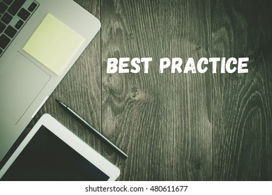BUSINESS WORKPLACE TECHNOLOGY OFFICE BEST PRACTICE CONCEPT