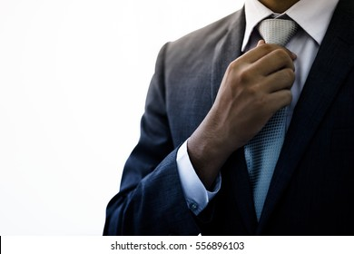 7fd79578b7a9 Man Wearing Tie Images, Stock Photos & Vectors | Shutterstock