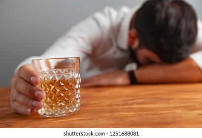 Man Now - edit Image Stock White Sleeping Drunk Shutterstock Photo 141815629 Black