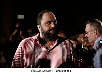 This Is Why Evangelos Marinakis Is So Famous!