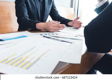 Businessman Example explain business model with professional working