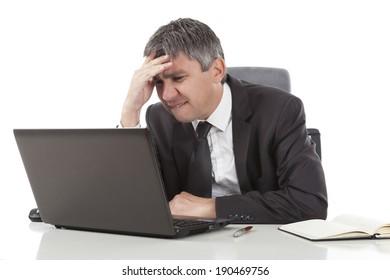businessman failure