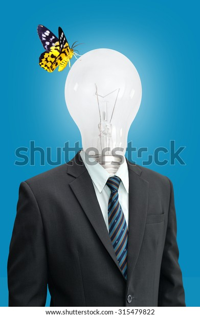 Image result for energy bulb head""