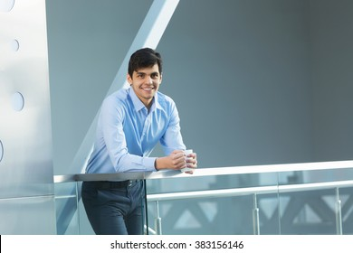 man leaning on railing images stock photos vectors shutterstock