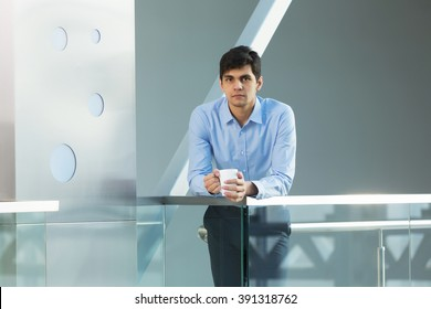 leaning on railing images stock photos vectors shutterstock
