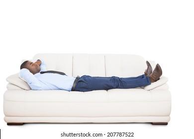 Tremendous Imagenes Fotos De Stock Y Vectores Sobre Man Lying On The Unemploymentrelief Wooden Chair Designs For Living Room Unemploymentrelieforg