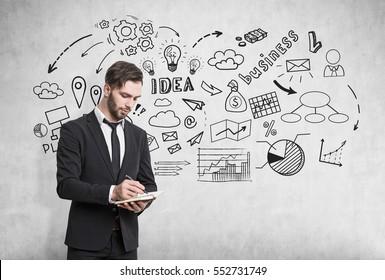 Business Ideas Images, Stock Photos & Vectors | Shutterstock