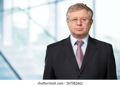 Businessman, Portrait, Human Face.