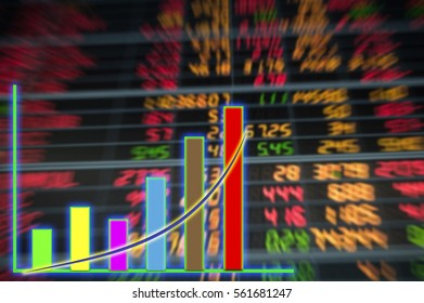 businessman stock market