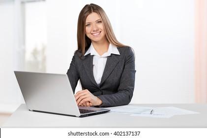 Businesswoman.