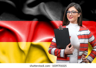 Businesswoman from Germany