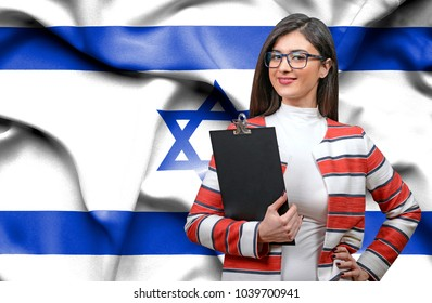Businesswoman from Israel