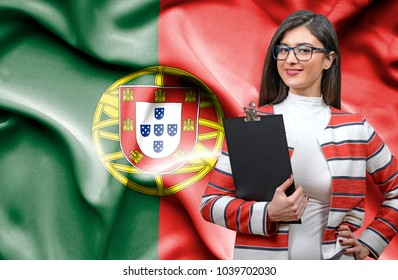 Businesswoman from Portugal