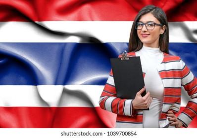 Businesswoman from Thailand