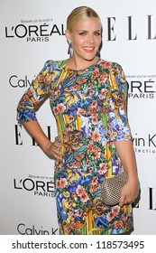 Busy Philipps at the Elle Magazine 17th Annual Women in Hollywood, Four Seasons, Los Angeles, CA 10-15-12