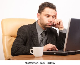 Busy time in stressful job