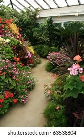 Butchart Gardens, Victoria, Vancouver Island -  BC, Canada