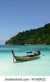 Butiful Sea Scape, South of Thailand