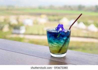 Butterfly Pea Juice