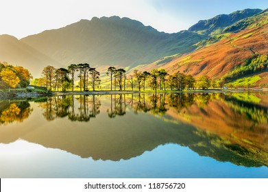 Buttermere early morning walk.