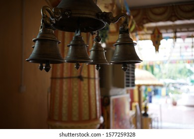 Royalty-Free Hindu Temple Bell Stock Images, Photos