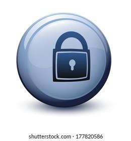 button 3d lock