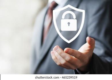 Control de seguridad de protección contra bloqueo de botón en línea