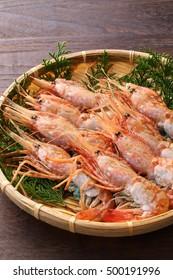 Button shrimp