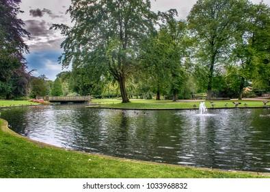 Buxton, Derbyshire, England