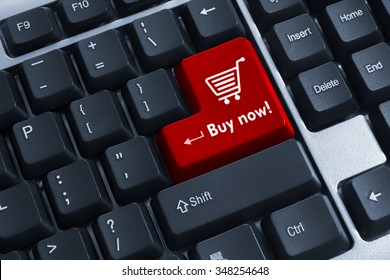Buy now button on keyboard